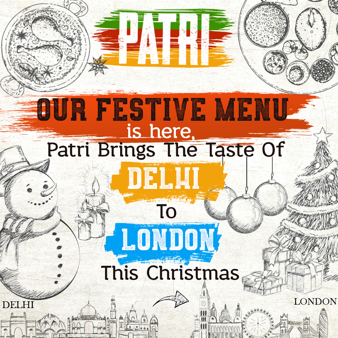 Welcome to Patri Patri indian Restaurant